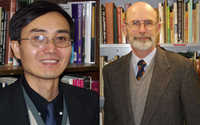 Dr. Q. Charles Su and Dr. Charles Thompson